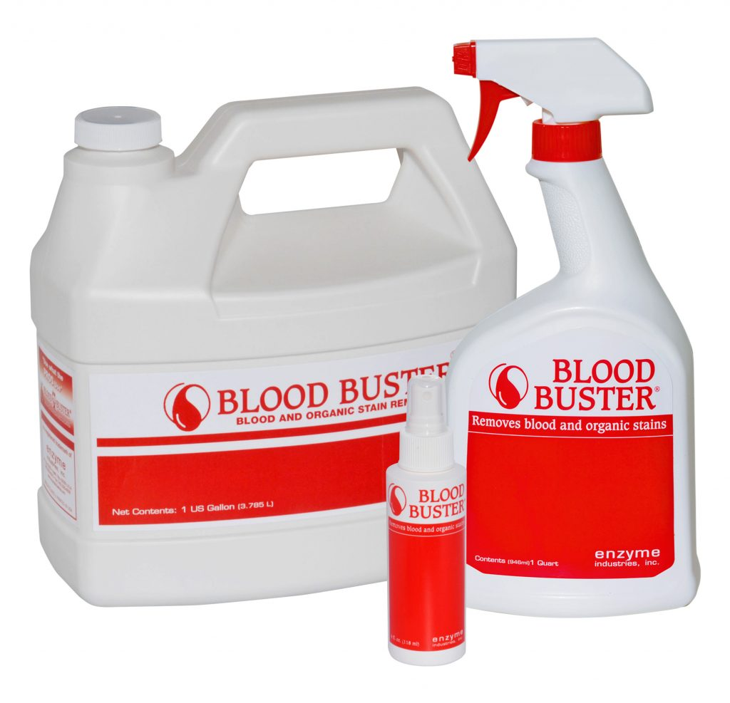 Blood Buster - Enzyme Industries
